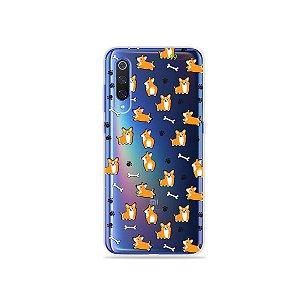 Capa para Xiaomi Mi 9 - Cãozinho