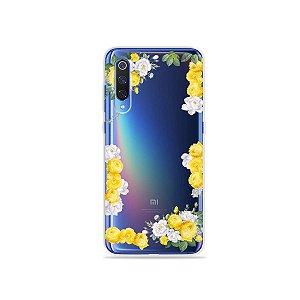 Capa para Xiaomi Mi 9 - Yellow Roses