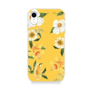 Capa para iPhone XR - Margaridas