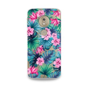 Capa para Moto G7 Play - Tropical