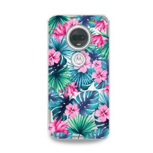 Capa para Moto G7 Plus - Tropical