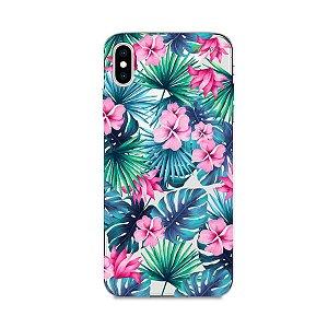 Capa para iPhone XS Max - Tropical