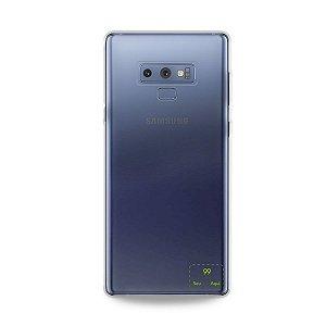Capa Anti-shock transparente para Galaxy Note com sua logo no canto inferior direito