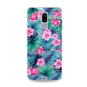 Capa para Galaxy J8 - Tropical