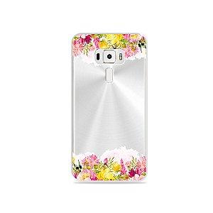 Capa para Asus Zenfone 3 - 5.5 Polegadas - Botânica