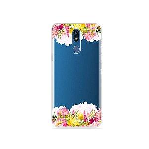 Capa para LG K12 Plus - Botânica