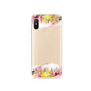Capa para Xiaomi Mi A2 Lite - Botânica