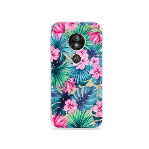 Capa para Moto E5 Play - Tropical