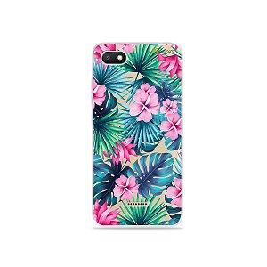 Capa para Xiaomi Redmi 6A - Tropical