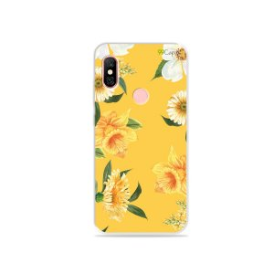 Capa para Xiaomi Redmi Note 6 - Margaridas