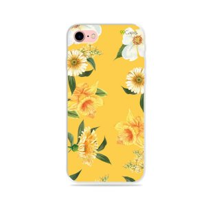 Capa para iPhone 7 - Margaridas