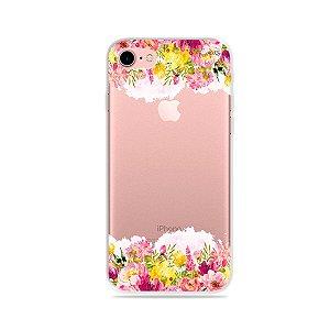Capa para iPhone 7 - Botânica
