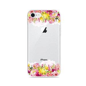 Capa para iPhone 8 - Botânica