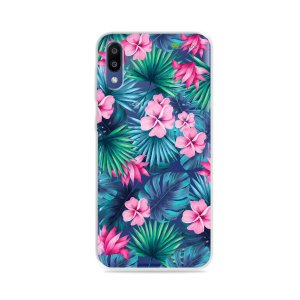 Capa para Galaxy M10 - Tropical