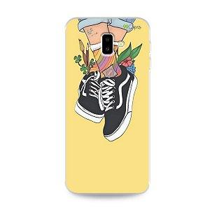 Capa para Galaxy J6 Plus - Sneakers