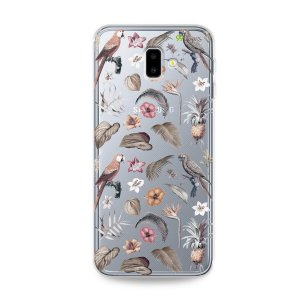 Capa para Galaxy J6 Plus - Sweet Bird