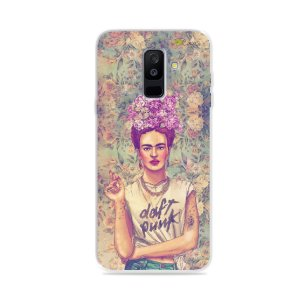 Capa para Galaxy A6 Plus - Frida