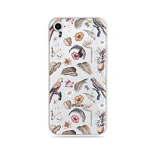 Capa para iPhone 8 - Sweet Bird