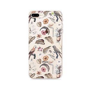 Capa para iPhone 7 Plus - Sweet Bird