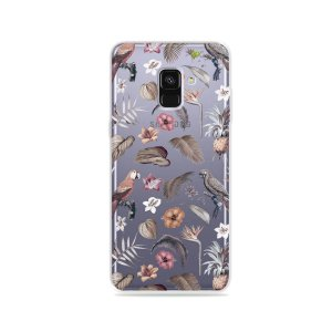 Capa para Galaxy A8 Plus 2018 - Sweet Bird