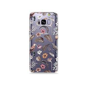 Capa para Galaxy S8 - Sweet Bird