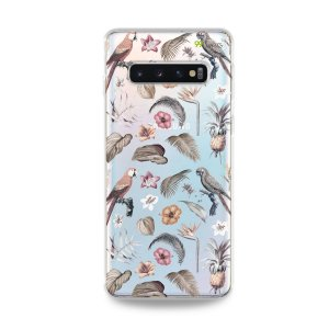 Capa para Galaxy S10 Plus - Sweet Bird