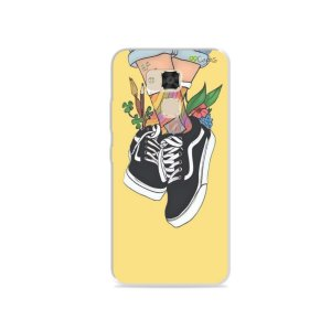 Capa para Asus Zenfone 3 Max - 5.2 Polegadas - Sneakers