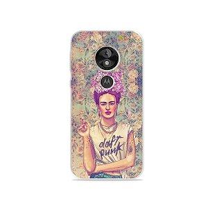Capa para Moto E5 Play - Frida