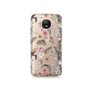 Capa para Moto G5S - Sweet Bird