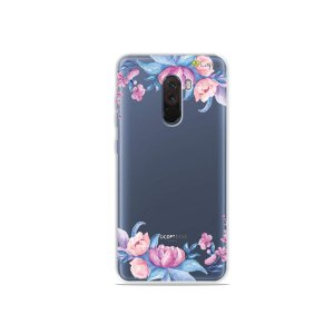 Capa para Xiaomi Pocophone F1 - Bromélias