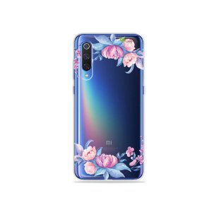 Capa para Xiaomi Mi 9 - Bromélias