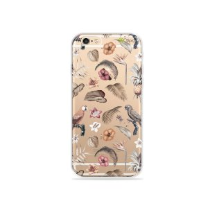 Capa para iPhone 6/6S - Sweet Bird