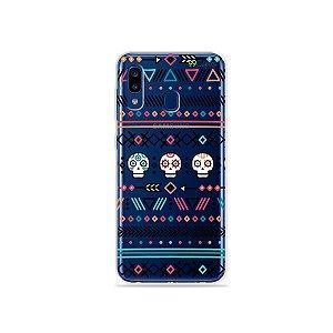 Capa para Galaxy A20 - Tribal