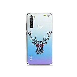 Capa para Xiaomi Redmi Note 8 - Alce Hipster