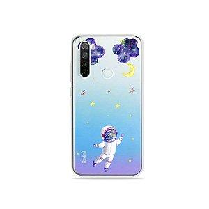 Capa para Xiaomi Redmi Note 8 - Astronauta Sonhador