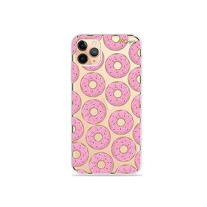 Capa para iPhone 11 Pro Max - Donuts