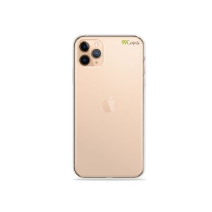 Capa Anti - Shock Transparente para iPhone 11 Pro Max