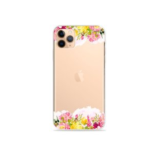 Capa para iPhone 11 Pro Max - Botânica