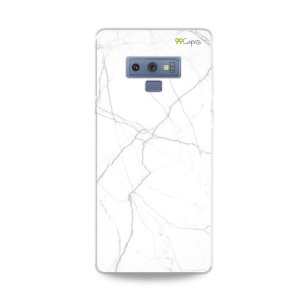 Capa para Galaxy Note 9 - Marble White