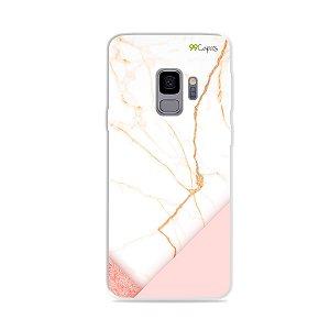 Capa para Galaxy S9 - Marble
