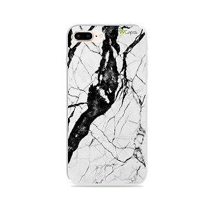 Capa para iPhone 7 Plus - Marmorizada
