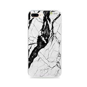 Capa para iPhone 8 Plus - Marmorizada