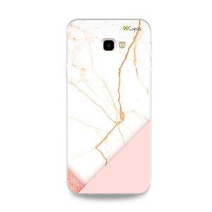Capa para Galaxy J4 Plus - Marble