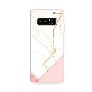 Capa para Galaxy Note 8 - Marble