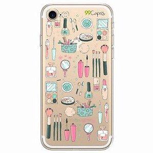 Capa para iPhone 7 Plus - Make Up