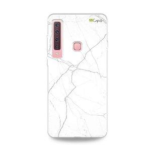 Capa para Galaxy A9 2018 - Marble White
