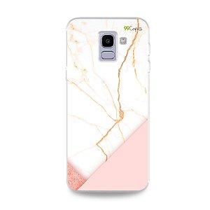 Capa para Galaxy J6 - Marble