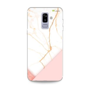 Capa para Galaxy J8 - Marble