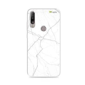 Capa para Zenfone Max Shot - Marble White