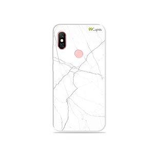 Capa para Xiaomi Redmi Note 6 Pro - Marble White